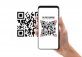 Point your camera to QR
