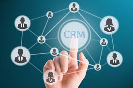 CRM connected to APP