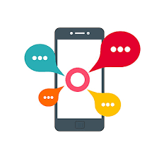 Two way multi channel conversation demanded by the modern Smartphone user