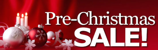 Maltix PWA pre christmas sale with bundle