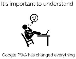 PWA provides customer service to delight the Millennial and Gen Z market to create the referral.