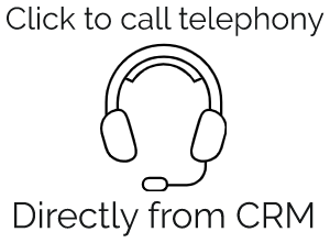 Capsule CRM free trial with integrated telephony connected to every member of staff and recorded forever