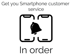 PWA for smartphone customer service