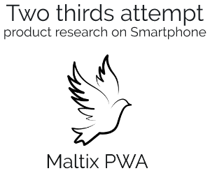 70% attempt product research on smartphone