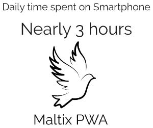 daily time on smartphone