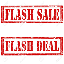 PWA flash sale