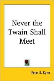 Never the twain shall meet